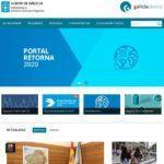 GaliciaAberta incrementou en 2019 nun 22,5% o seu número de usuarios ata superar os 260.000