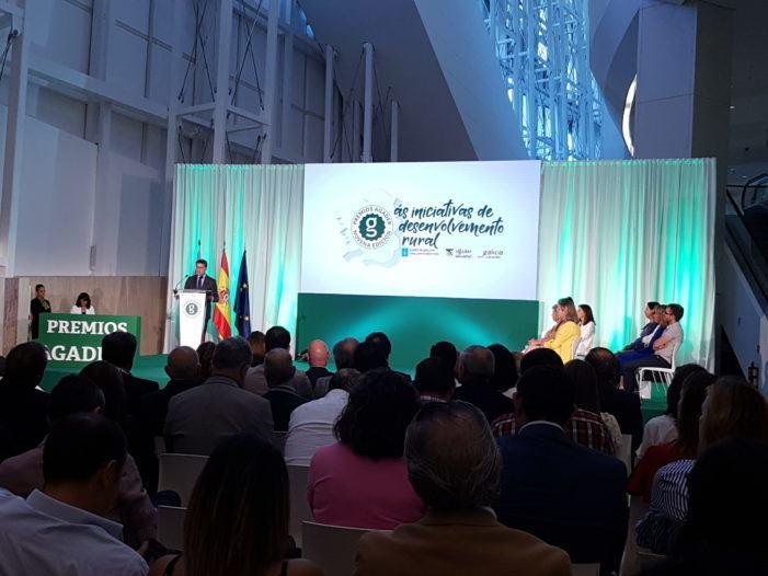 A Consellería do Medio Rural convoca a 11ª edición dos Premios Agader ás mellores iniciativas de desenvolvemento rural