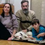 """""""Mosto"""" e """"Sura"""" viaxan desde o CAAN aos seus novos fogares en Asturias e Madrid"""