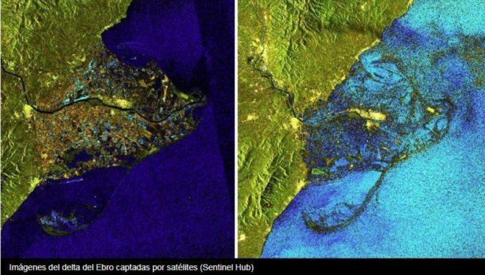 """La borrasca """"Gloria"""" es el tercer temporal mediterráneo en nueve meses que bate récords históricos"""