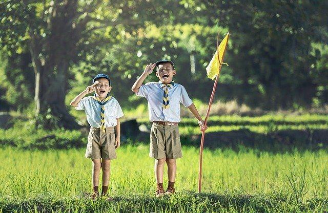 ¿Por qué los campamentos de verano son tan interesantes para los niños?