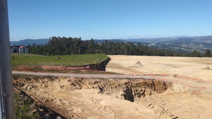 O ecoloxismo galego asina un manifesto en defensa dos montes comunais de Tameiga