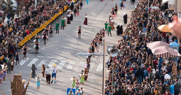 Tui celebrará o desfile concurso de Entroido o martes 25 de febreiro