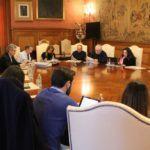 Unha vintena de mozas e mozos comezan as súas prácticas en países da Unión Europea da man da Deputación de Pontevedra