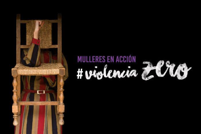 """Cris Vilariño realizará unha mostra de danza co alumnado do CPI da Cañiza no marco do programa da Deputación """"Mulleres en acción. Violencia zero"""""""