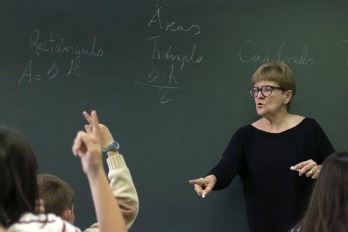Máis do 75% dos centros educativos públicos contan con Plans de Formación Permanente de Profesorado co apoio da Consellería
