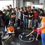BE-ROBOT e DeMo-ROBOT tomarán a remuda de Wall-e e de R2D2 na 6ª edición da competición de robots da EE Industrial