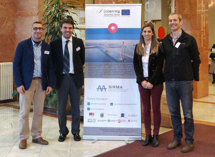 Especialistas de cinco países debaten como mellorar a resistencia das principais infraestruturas atlánticas de transporte