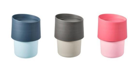Alertan de la presencia de químicos que superan los niveles establecidos en tazas Troligtvis de Ikea