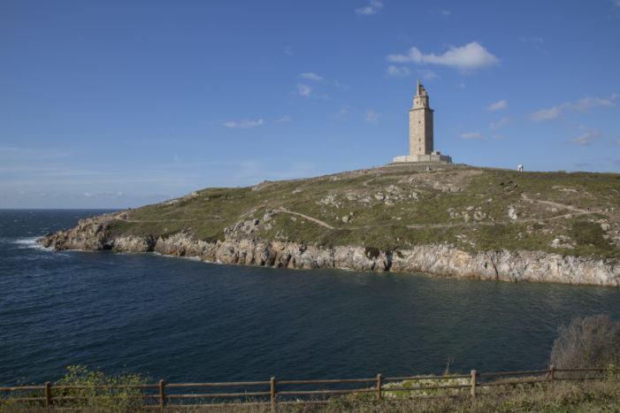 Medio Ambiente publica a orde pola que se declara de forma provisional a Torre de Hércules como Espazo Natural de Interese Local