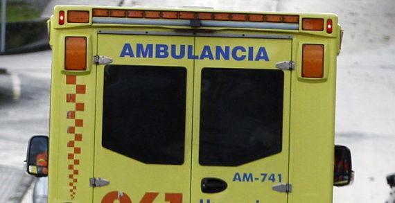 Unha muller cae por un terraplén cando camiñaba por un paseo de madeira na Portela, en Redondela
