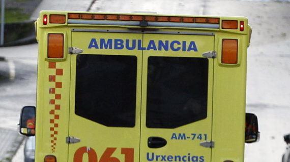 Trasladan a unha muller e ao seu bebé con síntomas de intoxicación debido ao mal funcionamento dun forno un dunha caldeira en Lugo