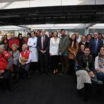 A Xunta agradece aos voluntarios do programa de acompañamento en hospitais de Ourense a súa implicación