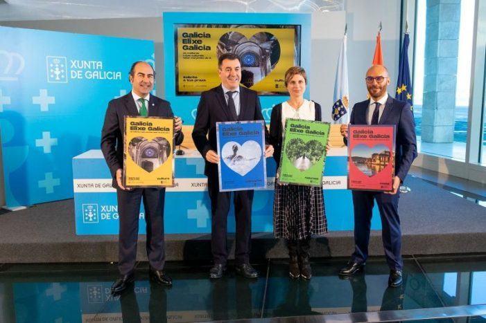 Preto de 13.000 galegos poden solicitar desde hoxe a súa praza en 'Elixe Galicia', o programa da Xunta de impulso ao turismo interno