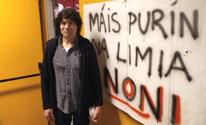 A Sociedade Galega de Historia Natural súmase ao resto dos grupos de defensa da natureza emostra o seu apoio incondicional a Manuel García