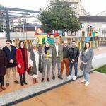 A Deputación de Pontevedra recupera para as persoas o antigo Campo da Feira da Devesa de Salceda e mellora a mobilidade da EP-2505 ao seu paso polo concello cun investimento dun millón de euros