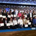 40 alumnas e alumnos de Bacharelato e Grao Superior de FP, galardoados cos Premios Extraordinarios aos mellores expedientes académicos