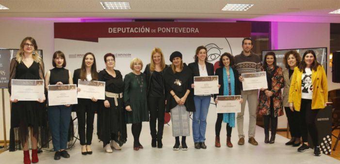 A igualdade e a música enchen a nova sede da Deputación en Vigo no acto de entrega dos IV Premios Sofía Novoa Ortiz