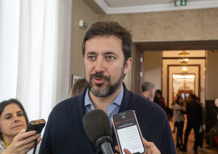 As inscritas de Podemos Galicia respaldan a Antón Gómez Reino como candidato á Presidencia da Xunta de Galicia