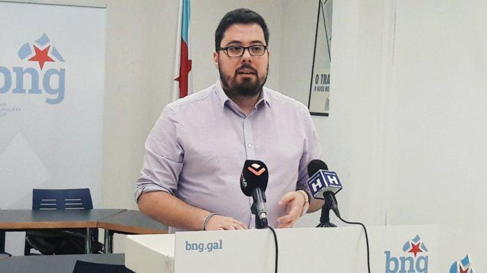 O BNG de Vigo demanda un maior esforzo de Concello e Xunta para enfrontar a 'emerxencia laboral' da cidade