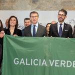 A Xunta recoñecerá o esforzo dos concellos comprometidos coa paisaxe e o medio ambiente cun novo distintivo: a Bandeira Verde de Galicia