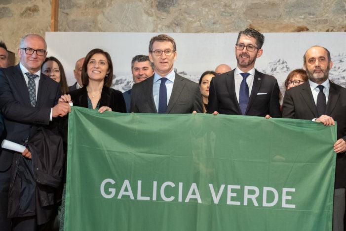 A Xunta convoca a primeira edición da Bandeira Verde de Galicia, á que os concellos poderán presentarse ata o 21 de setembro