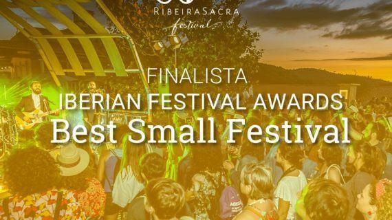 El 17º Ribeira Sacra, finalista en los Iberian Festival Awards