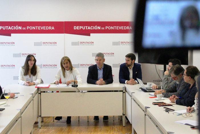 Igualdade, formación, emprendemento e cultura, eixos da programación na nova sede da Deputación de Pontevedra en Vigo