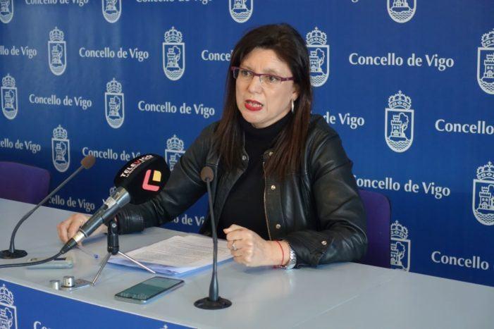 """María Xosé Caride tilda a Conselleira de medio ambiente, Territorio e vivenda de descoñecer as necesidades de Vigo e chama """"chapuza"""" o proxecto de atletismo no IFEVI"""