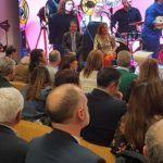 A Deputación de Pontevedra inaugurou a súa nova sede en Vigo cunha gran festa
