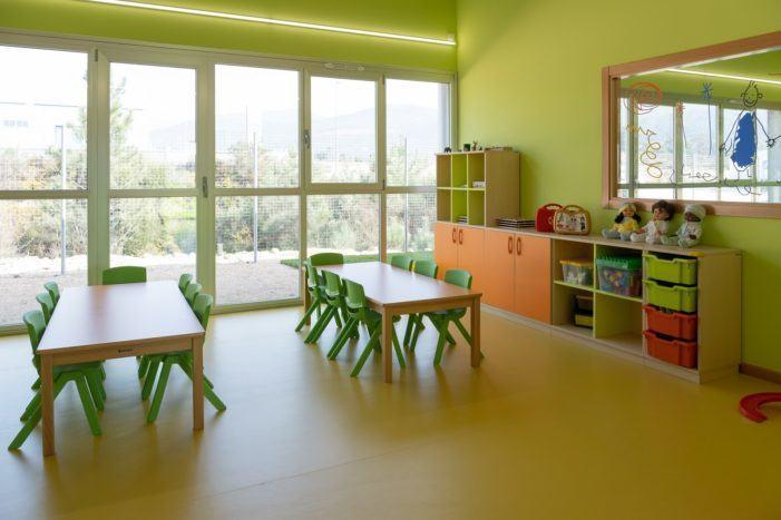 Política Social licita o novo equipamento da escola infantil das Neves