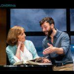Carmen Maura e Dafnis Balduz presentan La golondrina na Tempada de Teatro de Afundación
