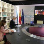 A Xunta avalía coa Federación Galega de Comercio as medidas de prevención no sector fronte ao coronavirus
