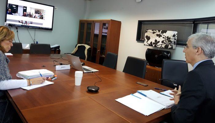 A Xunta pon á disposición dos axentes sociais unha guía con recomendacións para previr o coronavirus en todos os centros de traballo