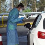 O Sergas estende a todas as áreas o test que se fai sen baixar do coche para pacientes con indicación médica e cita previa