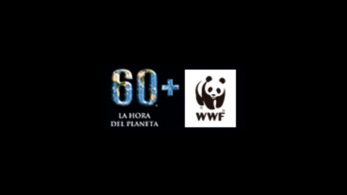 WWF llama a la acción urgente para luchar por la naturaleza en la Hora del Planeta