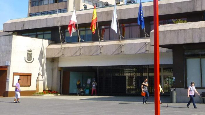 O BNG de Vigo leva a Pleno a retirada do busto e retratos de Juan Carlos I e o cambio de nome da praza do Rei