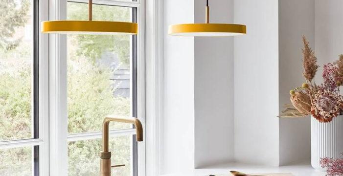 5 lámparas de techo que te sorprenderán