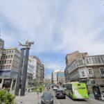 La Policía Nacional, en tres actuaciones distintas en la ciudad de Vigo, detiene a una pareja por robo con violencia e intimidación, a un varón por un robo con fuerza y a otro varón por un hurto, durante este fin de semana