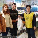 Recaudados 11.500 kilos de comida en la primera recogida del Banco de Alimentos
