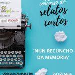 VI edición do concurso de relatos curtos 'Nun Recuncho da Memoria'