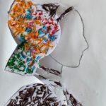 Unha nova proposta para o público infantil no «Obradoiro de artes plásticas» semanal de Afundación en casa