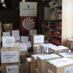 A Xunta distribúe polo Día do Libro 4000 obras entre pacientes, acompañantes e persoal dos 14 hospitais públicos