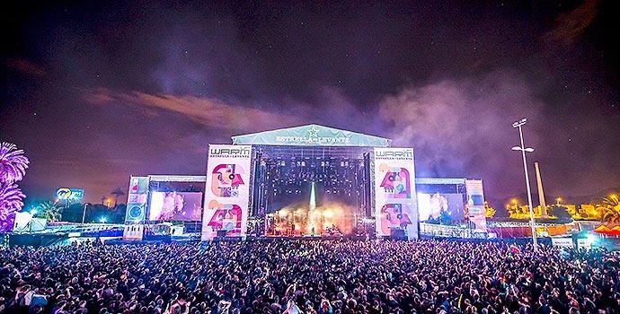 FACUA denuncia al festival Warm Up por negarse a reembolsar el dinero de las entradas