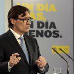 Salvador Illa anuncia las medidas de la fase 1 del Plan para la transición hacia una nueva normalidad