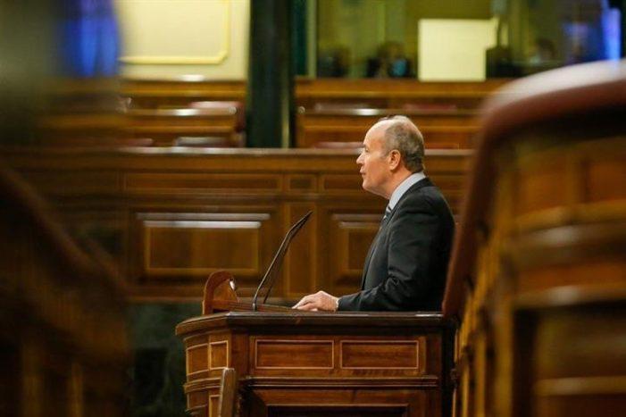 """Campo:""""Es la hora de la corresponsabilidad y la cogobernanza. Este no es un decreto del Gobierno sino de todo el sector Justicia"""""""