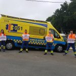 Xulgado decreta medidas cautelares obrigando a empresa de ambulancias do 061 do Barbanza a realizar test a todo o seu persoal