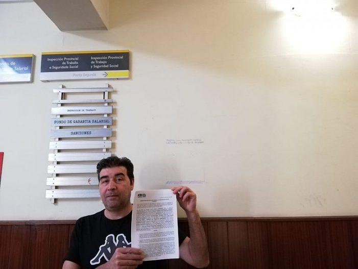 Denuncian escravitude e explotación laboral nas obras do AVE en Ourense