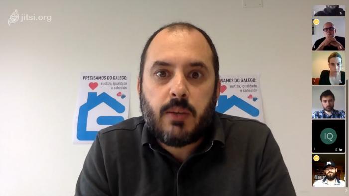 """Queremos Galego chama a """"desconfinar"""" a nosa lingua o 17 de maio, Día das Letras"""