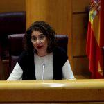 La ministra de Hacienda señala como prioridad aprobar unos Presupuestos para la reconstrucción económica y social